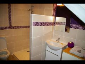 Salle de bain Cardamome